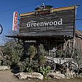 The Greenwood Dancehall And Saloon Bluff Dale Texas by Jason O Watson