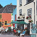 The Greyhound Bar Kinsale by Tony Gunning