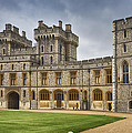 The Grounds Of Windsor Castle by Kim Andelkovic