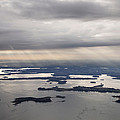 The Gulf Of Morbihan, Saint Armel by Laurent Salomon