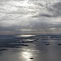 The Gulf Of Morbihan, Saint Colombier by Laurent Salomon