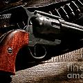 The Gun That Won The West by Olivier Le Queinec