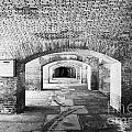 The Gunrooms In Fort Jefferson Dry Tortugas National Park Florida Keys Usa by Joe Fox