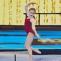 The Gymnast by Alys Caviness-Gober
