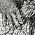 The Hand That Feeds Us by Michael Beckett