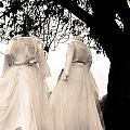 The Hanging Brides  by The Artist Project