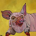 The Happiest Pig In The World by Randine Dodson