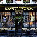 The Happy Christmas Pub by David Pyatt