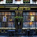 The Happy New Year Pub by David Pyatt