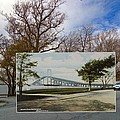 The Harbor At Ft. Greene In Newport Ri by Jeff Hayden