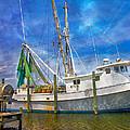 The Harbor II by Betsy Knapp