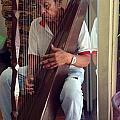 The Harp Man by Dickson Shia