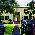 The Hawaiian Palace by Sabine Edrissi