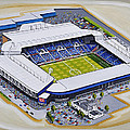 The Hawthorns - West Bromwich Albion Fc by D J Rogers