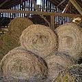 The Hay Barn by Steph Maxson