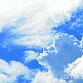 The Head In The Clouds by Callan Art