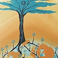 The Healing Tree by Jean Fry
