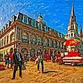 The Heart Of New Orleans by Steve Harrington