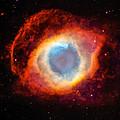 The Helix Nebula by Marco Oliveira