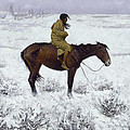 The Herd Boy by Frederic Remington