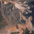 The Hero Of This Russian Folk- Tale by Mary Evans Picture Library
