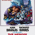 The Heroes Of Telemark, Us Poster Art by Everett