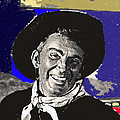 The High Chaparral Cameron Mitchell Publicity Photo Number 1 by David Lee Guss
