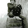 The High Chaparral Henry Darrow Publicity Photo Number 3 by David Lee Guss