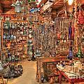 The Highway 441 Roadside Gift Shop by Reid Callaway