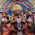 The Hindu God Shiva by Nila Newsom