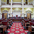 The Historic House Chamber Of Maryland by Panoramic Images