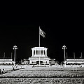 The Ho Chi Minh Mausoleum In Hanoi by Shaun Higson