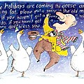 The Holidays Are Coming... by Mark Hicks