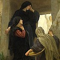 The Holy Women At The Tomb by William Bouguereau
