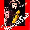 The Hoodlum Saint, Us Poster, From Top by Everett