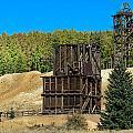 The Hoosier Mine by Dawn Key