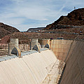 The Hoover Dam by Cecelia Helwig