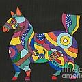 The Horse Of Good Fortune by Margaryta Yermolayeva