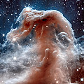 The Horsehead Nebula by Eti Reid