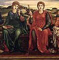 The Hours, 1870-82 by Sir Edward Coley Burne-Jones