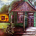 The House Of Spirits by Ruben Santos