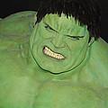 The Hulk by John Telfer