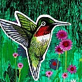 The Hummingbird by Genevieve Esson