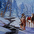 The Hunt by Lora Duguay