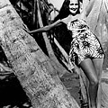 The Hurricane, Dorothy Lamour, 1937 by Everett