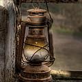 The Hurricane Lamp by Ann Garrett