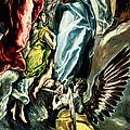 The Immaculate Conception by El Greco Domenico Theotocopuli