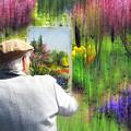 The Impressionist Painter by Jessica Jenney