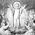 The Infant Jesus by Munir Alawi