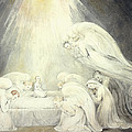 The Infant Jesus Saying His Prayers by William Blake